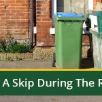 Tips to use skip in rainy season