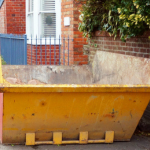 skip hire in new year